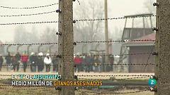 La 'Z' de Auschwitz. El exterminio gitano