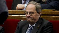 La división entre Junts y ERC resquebraja el Govern y deja al Parlament bloqueado