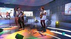 """WarHero Beat presentan """"You Conga"""" en La 2 Noticias"""