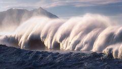 El riesgo por oleaje de hasta 5 metros afectará al litoral desde La Coruña a Cantabria