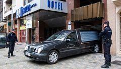 Detenida la madre de la niña de cinco años hallada muerta en la habitación de un hotel en Logroño