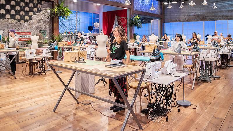 Maestros de la costura 3 - Programa 1 - ver ahora