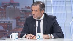 Los desayunos de TVE - Enrique López, Consejero de Justicia, Interior y Víctimas del Terrorismo de la Comunidad de Madrid