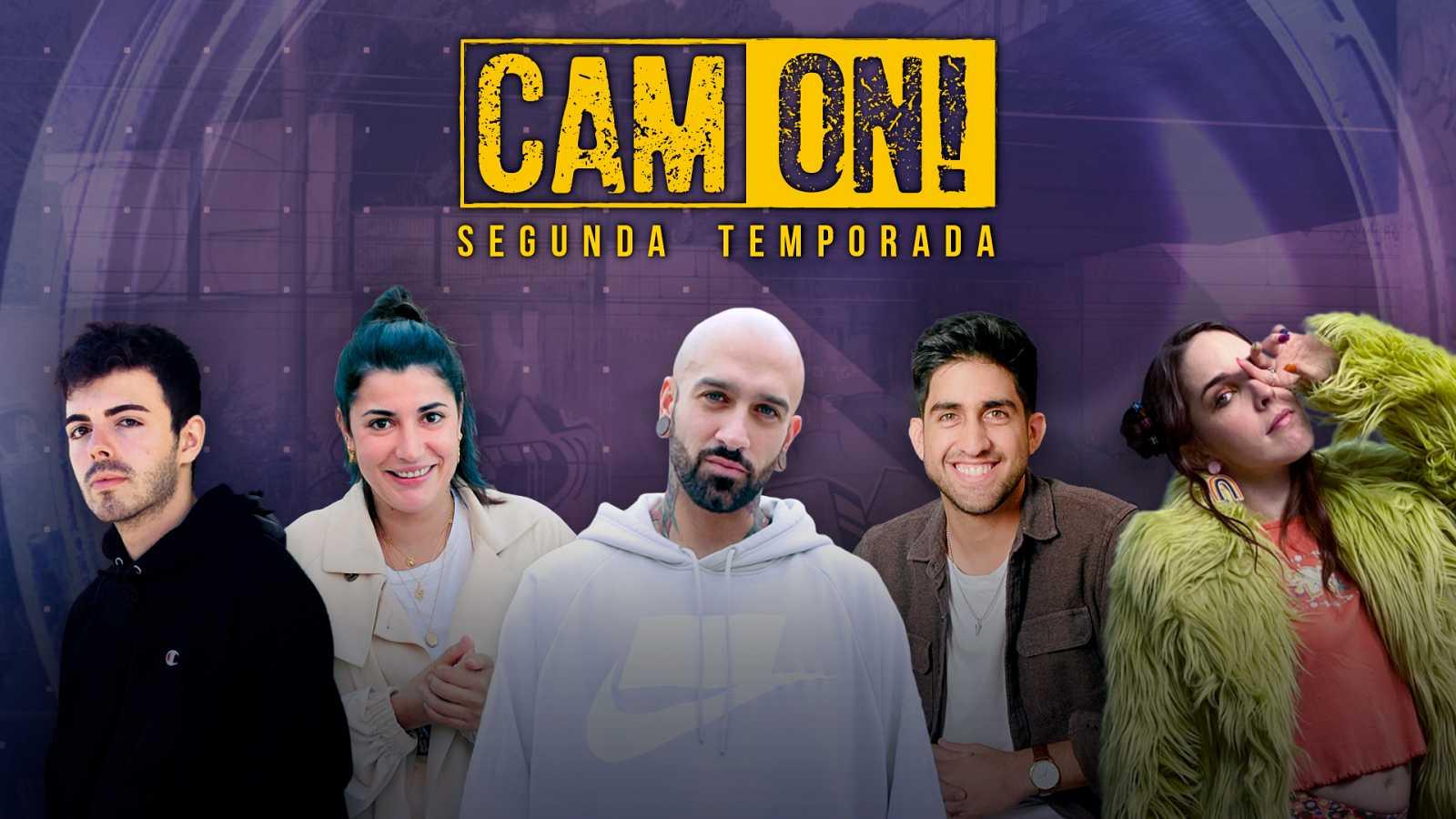 La segunda temporada de 'Cam On' vuelve el 24 de febrero. ¡Mira ya el tráiler!