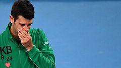 """Djokovic: """"Kobe Bryant fue mi mentor y tenía su apoyo cuando lo necesitaba"""""""