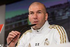 """Zidane: """"Querememos cambiar la historia, vamos a intentarlo"""" Copa"""