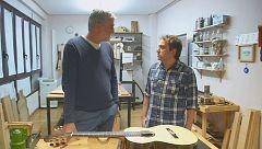 Aquí la Tierra - ¿Cuánto tiempo lleva fabricar una guitarra?