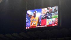 Italia, también de luto recordando la infancia de Kobe Bryant