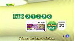 Sorteo ONCE - 28/01/20