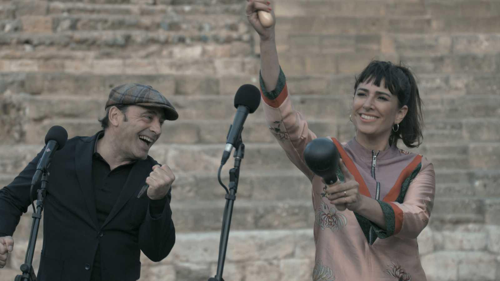 Un país para escucharlo - Programa 14: Málaga/Ceuta - ver ahora