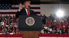 Los republicanos defensores de Trump en el 'impeachment' reconocen que no cuentan con votos suficientes
