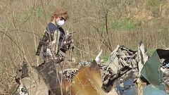 Recuperan los nueve cadáveres del lugar del accidente y siguen los homenajes a Bryant