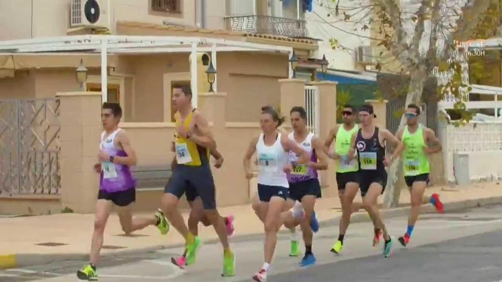 Atletismo - Medio Maratón de Santa Pola - ver ahora