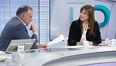 Los desayunos de TVE - Laura Borràs, portavoz de JxCat en el Congreso