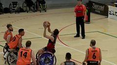 Baloncesto en silla de ruedas - Liga nacional. Resumen - 29/01/20