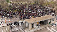 Miles de personas se concentran en Don Benito para pedir precios justos en el campo