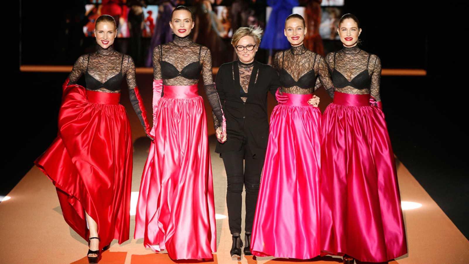 La Mercedes Fashion Week Madrid rinde homenaja a Andrés Sardá