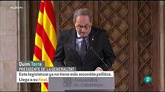 Cataluña celebrará elecciones autonómicas por cuarta vez en ocho años
