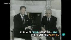 El mayor reto: la paz entre palestinos e israelíes
