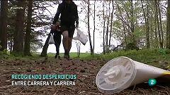 El Plogging, el deporte que ayuda al medio ambiente