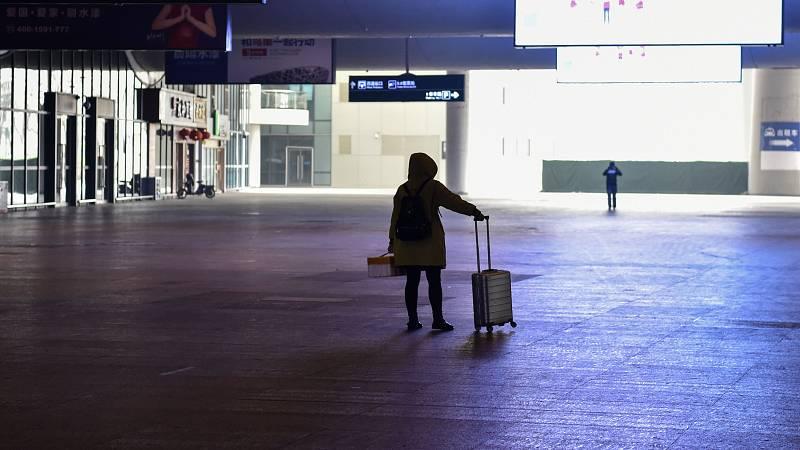 Los españoles en Wuhan serán repatriados en los póximos días si no presentan síntomas del coronavirus