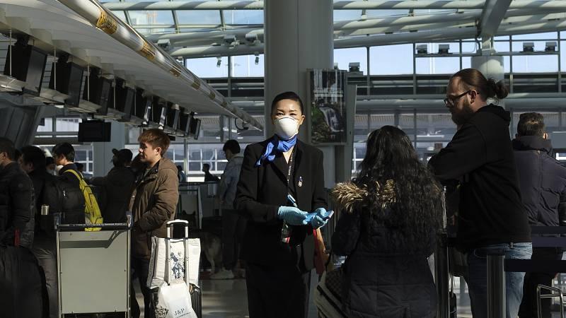 Iberia suspende temporalmente sus vuelos a China por el coronavirus