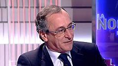 """Alfonso Alonso, presidente del PP en el País Vasco: """"La vida política dura un tiempo, los compromisos no terminan nunca"""""""
