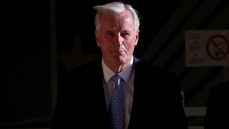 """Barnier sobre el Brexit: """"Un divorcio es siempre triste"""""""