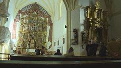 Comando Actualidad - Quintanilla de Riofresno: un retablo de 1575