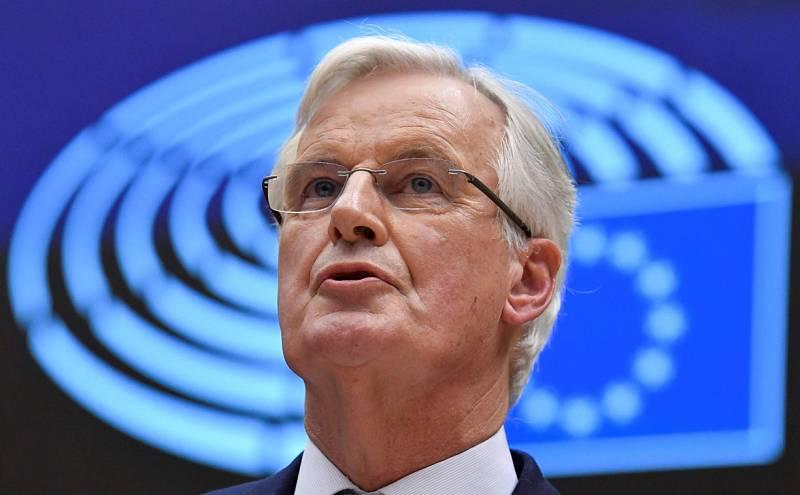 Entrevista con el negociador jefe de la UE para el 'Brexit'