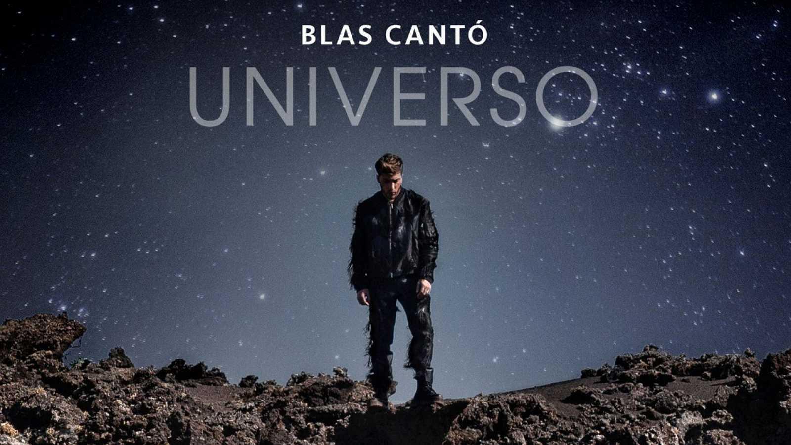 Hablamos con Blas Cantó de 'Universo', la canción que nos representará en Eurovisión 2020