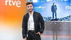 """Eurovisión 2020 - Blas Canto: """"Cuando escuché Universo por primera vez sentí magia y supe que era la elegida"""""""