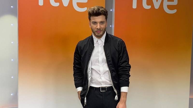 "Corazón - Eurovisión 2020: Blas Cantó quiere sacar ""Universo"" en otros idiomas"