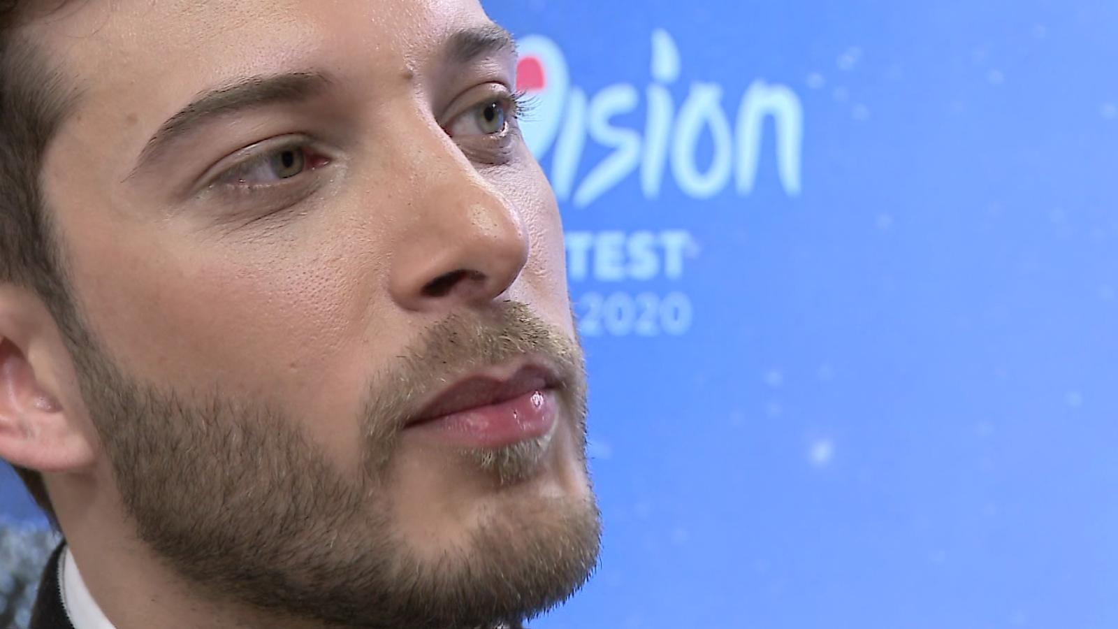 Eurovisión 2020: Blas Cantó presenta 'Universo'
