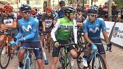 Ciclismo - Challenge ciclista Mallorca. 1ª jornada. Trofeo Ses Salines - Felanitx