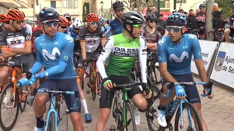 Ciclismo - Challenge ciclista Mallorca. 1ª jornada. Trofeo Ses Salines - Felanitx  - ver ahora
