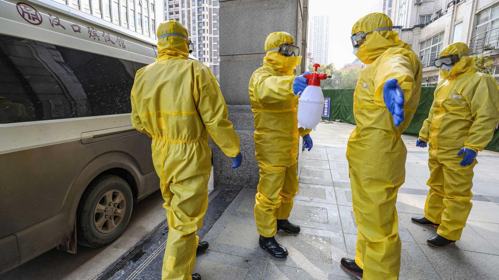 Aíslan a una persona en Ciudad Real por un posible caso de coronavirus