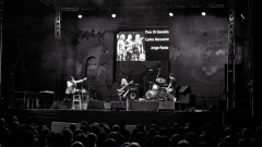 Jorge Pardo  Carles Benavent y Tino di Geraldo. Flamenco Leaks