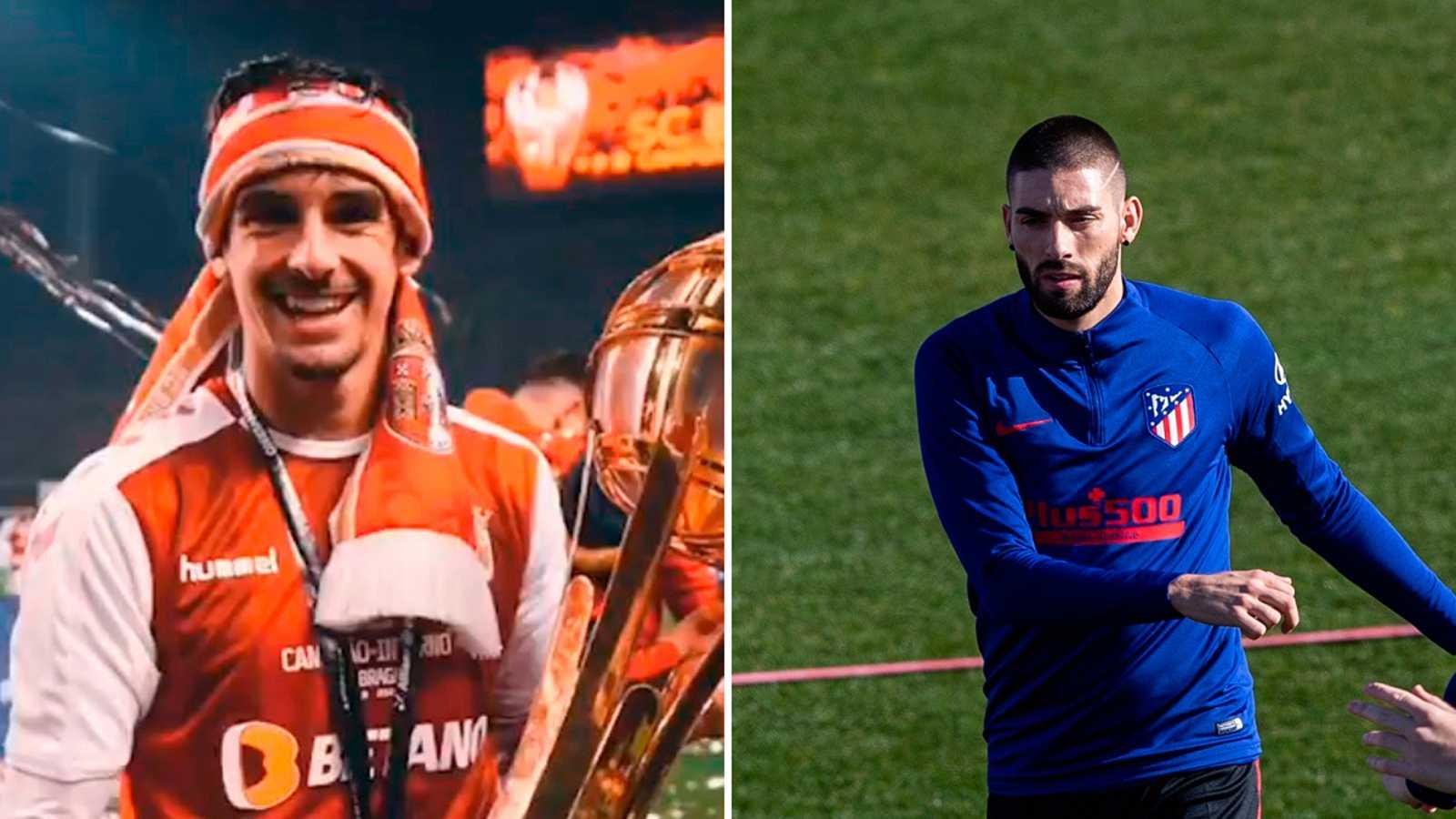 Trincao será jugador del Barcelona en julio y Carrasco llega cedido al Atlético