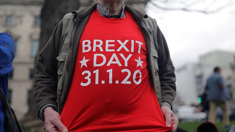 Termina la cuenta atrás del 'Brexit': Reino Unido le dice adiós a la UE