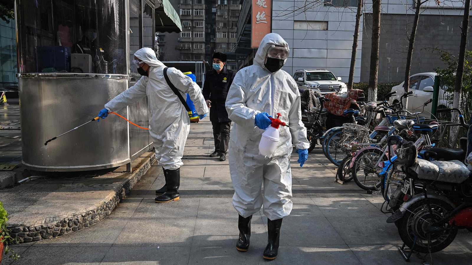 China se blinda contra el coronavirus