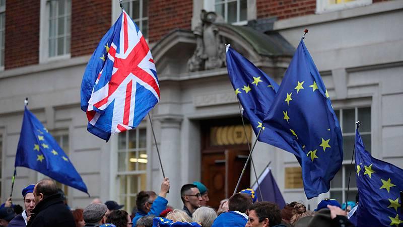 ¿Qué vendrá tras el 'Brexit'? Reino Unido y la UE tienen 11 meses para renegociar sus nuevas relaciones