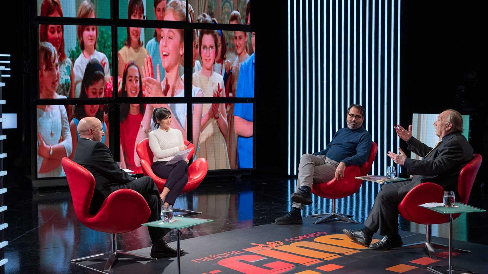 Historia de nuestro cine - Coloquio: Marisol - ver ahora