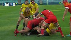 Rugby - Campeonato de Europa masculino: Rusia - España