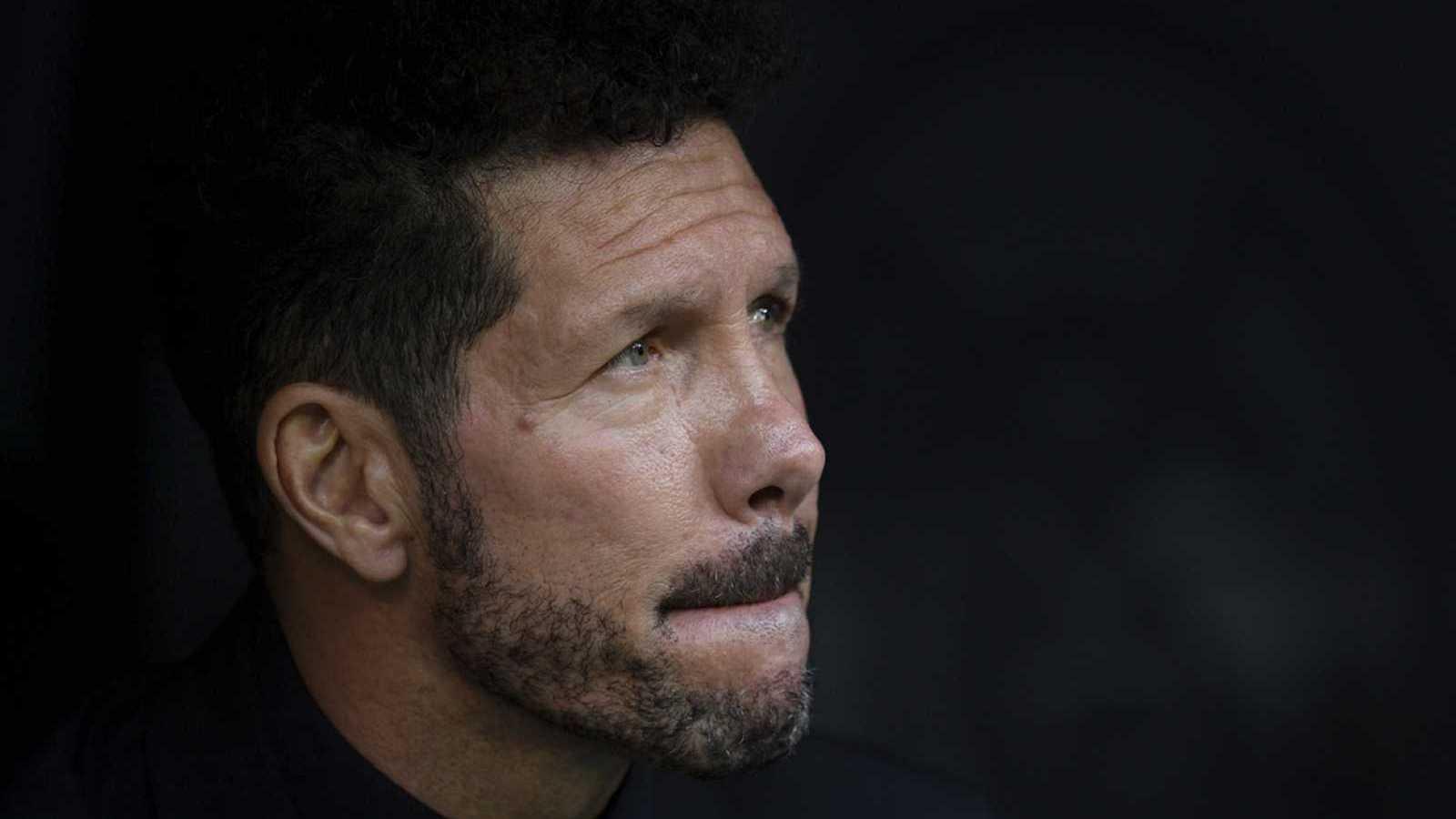 """Simeone: """"Hay preocupación, no es una situación cómoda"""""""