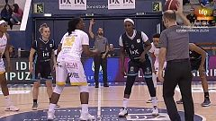 Baloncesto - Liga femenina Endesa. 19ª jornada : IDK Gipuzkoa - Ciudad de La Laguna Tenerife