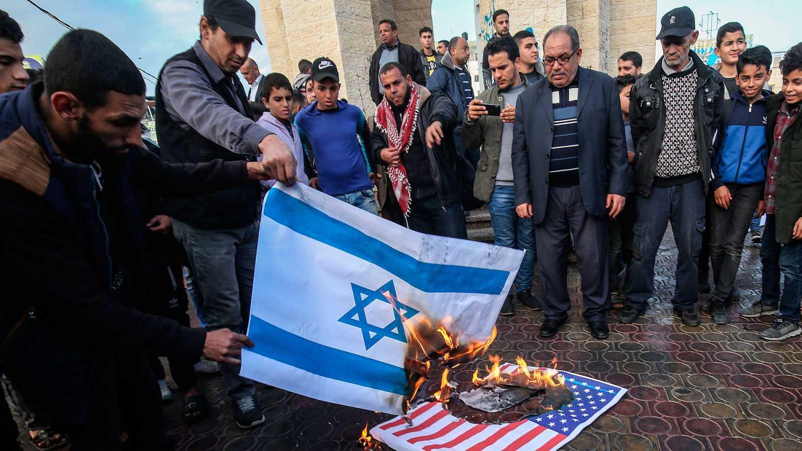 La Autoridad Nacional Palestina rompe sus relaciones con Israel y EE.UU.