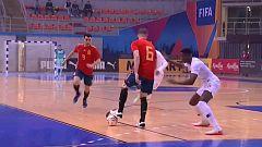 Fútbol sala - Torneo Premundial 2020: España - Francia