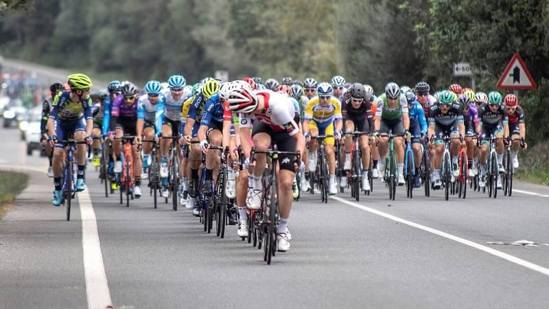 Ciclismo - Challenge ciclista Mallorca. 3ª jornada. Trofeo Pollença - Port D'Andratx - ver ahora