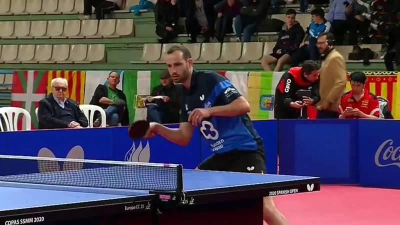 Tenis de mesa - Copa SS.MM. los Reyes 2020. Final masculina. Desde Granada - ver ahora